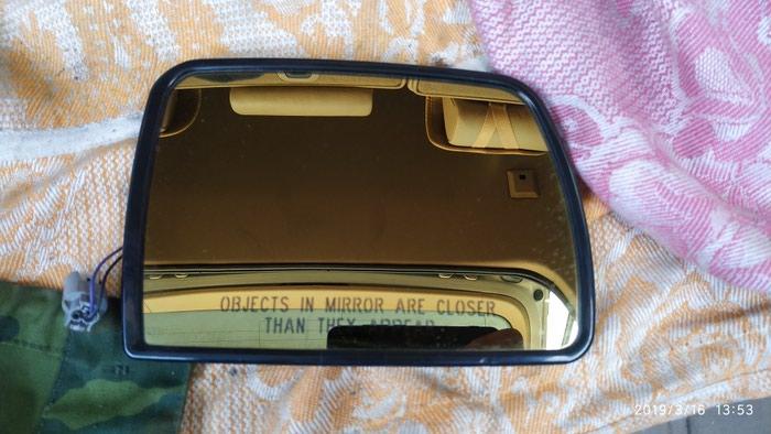 Зеркало е53 автохром правое в Бишкек