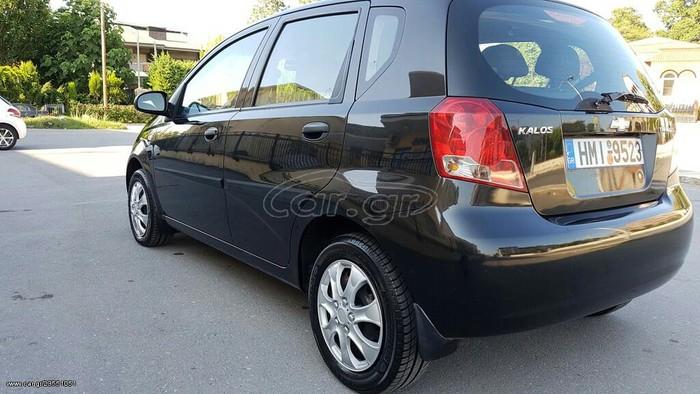 Chevrolet Aveo 2006. Photo 4