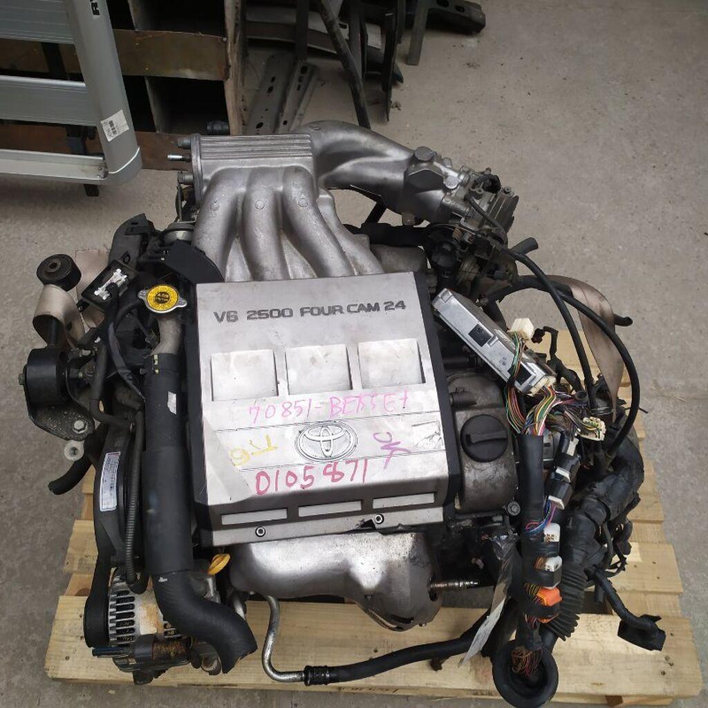 Двигатель Toyota Windom MCV21 1999 (б/у): Двигатель Toyota Windom MCV21 1999 (б/у)