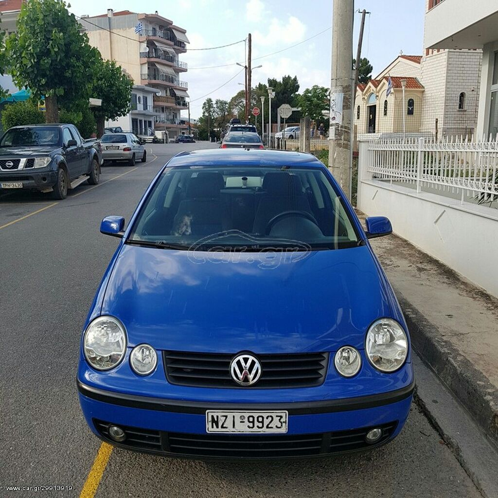 Volkswagen Άλλο μοντέλο 1.4 l. 2002   112505 km