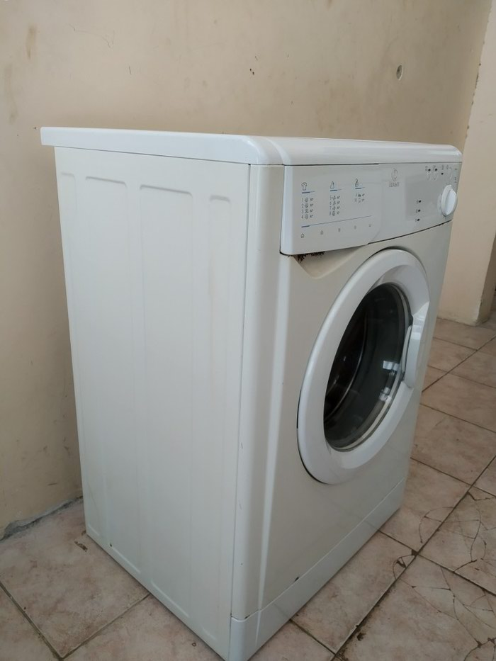 Vertical Avtomatik Washing Machine Indesit 6 kg.. Photo 4
