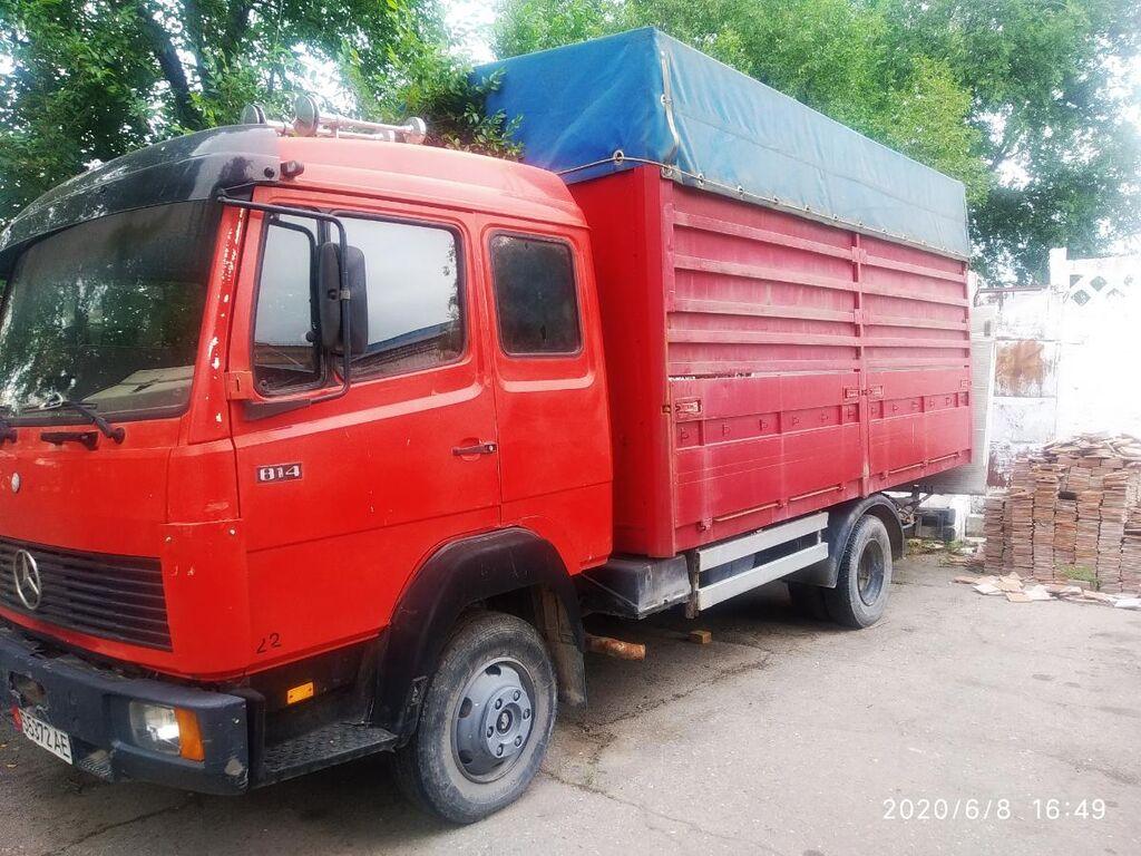 Срочно   срочно  продаю Мерседес грузовой  год 1991 мотор 814  объем 6 куб  есть горняк без турбины обычный
