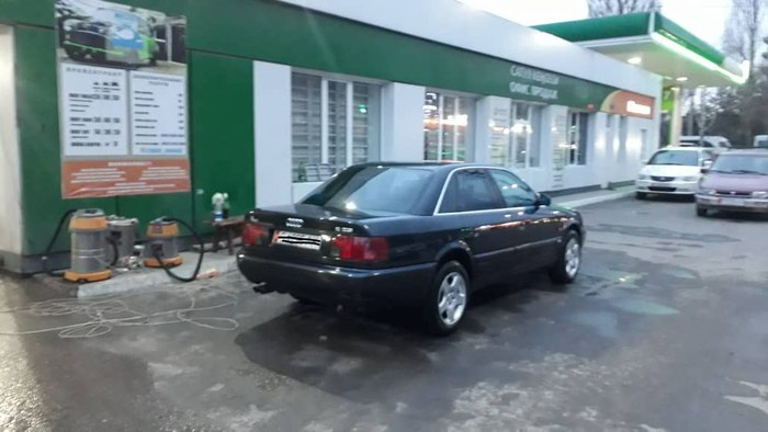 Audi A6 1995. Photo 2