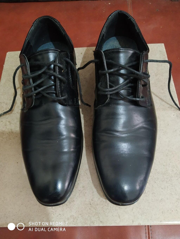 Muška obuća - Pirot: Kozne cipele Broj 41 Samo jednom nosene kao nove su