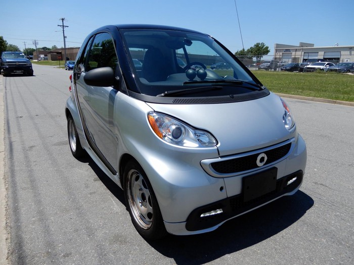 Smart Fortwo 2016. Photo 2