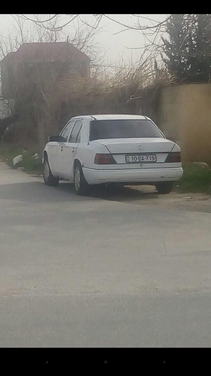 Mercedes-Benz 230 1989 в Душанбе