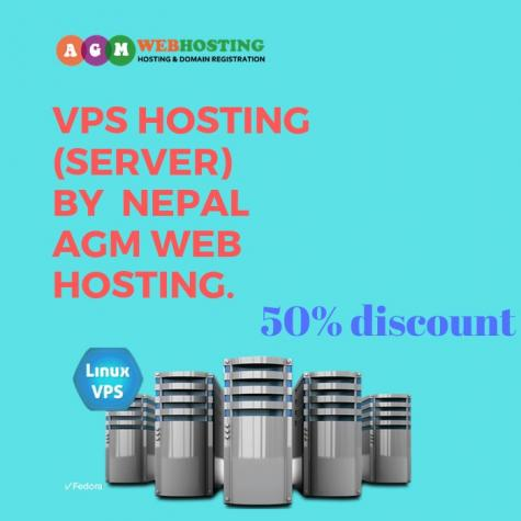 Now get huge discounts on Domain Registration and Web Hosting only at AGM! Use code VPS50 to get Flat 50% discount on VPS Hosting and much more