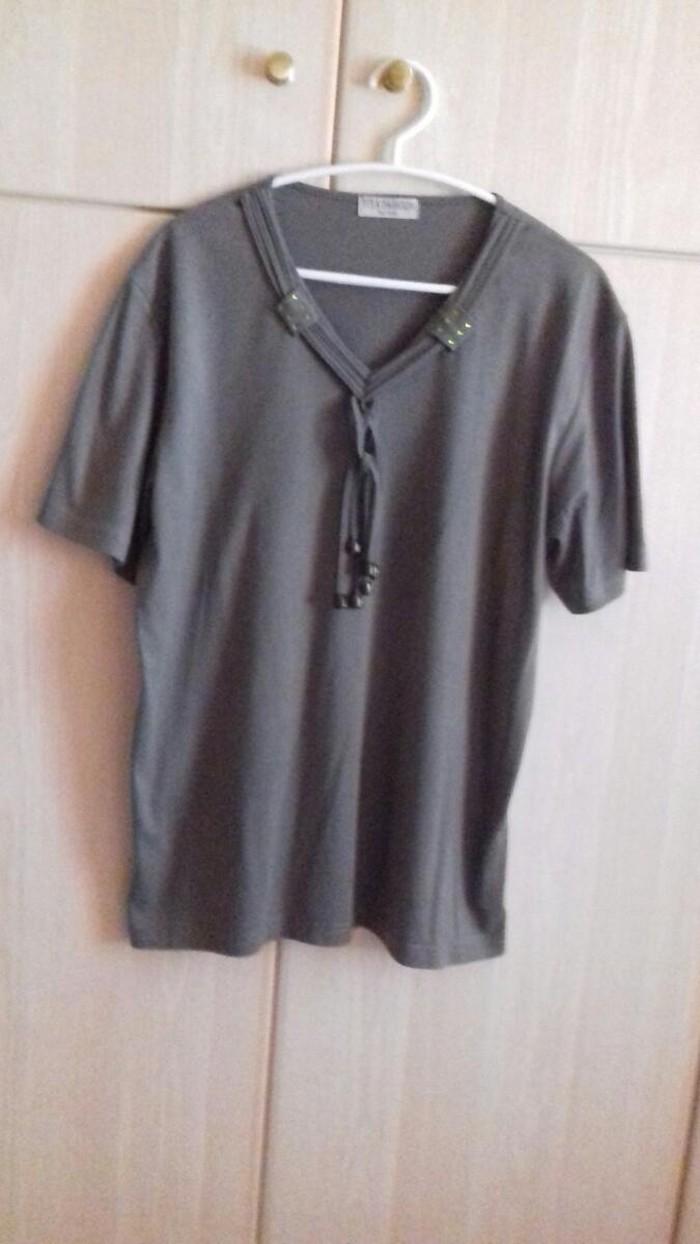 Αθλητικές φόρμες - Καματερó: Μπλούζα, size XXL,χρώμα : λαδί, ελάχιστα φορεμένη, άριστη κατάσταση