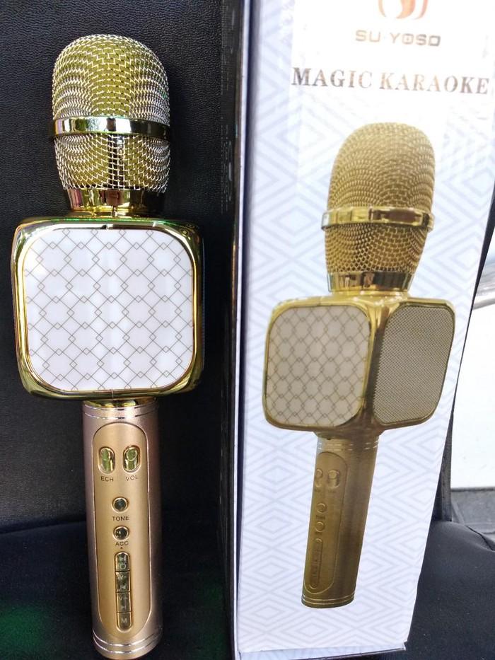 Karaoke Mikrafonu blutoozla. Photo 0