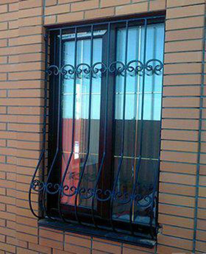 Решетки для безопасности вашего дома.. Photo 1