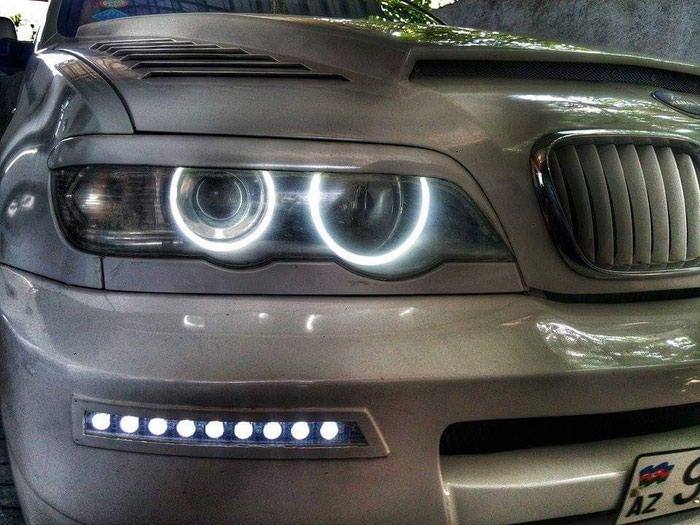 BMW X5 2002. Photo 5