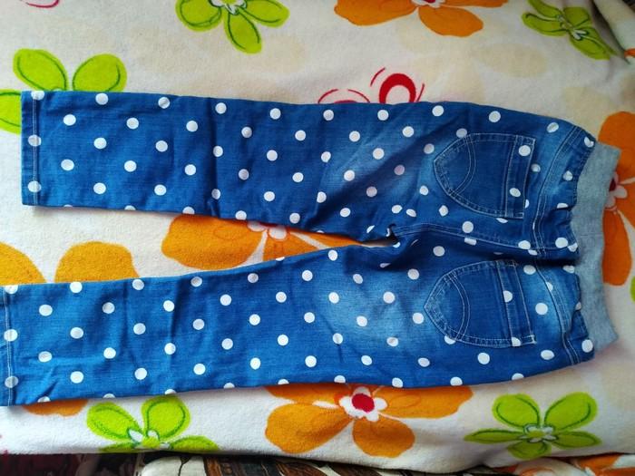 Продаю детские джинсы 300 сом на 5-6 лет. Photo 1