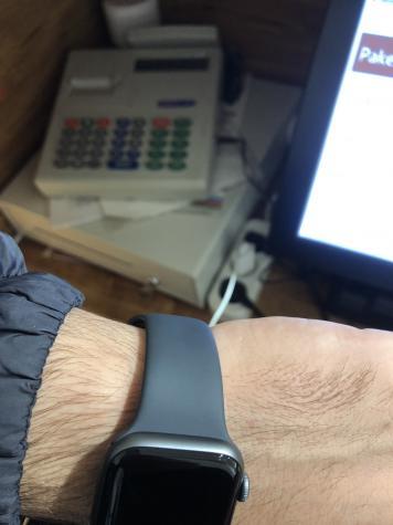 Smart Qol saatları . Photo 5