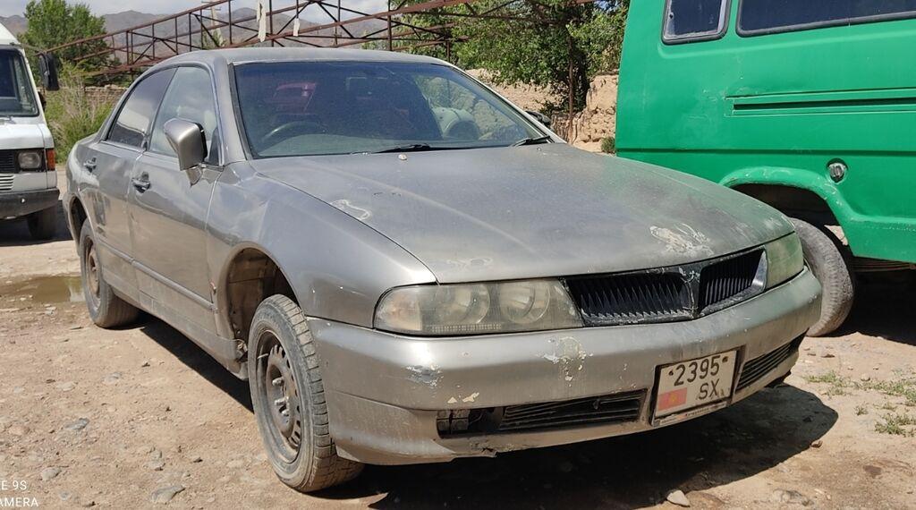 Mitsubishi Diamante 2.5 л. 1995 | 11 км: Mitsubishi Diamante 2.5 л. 1995 | 11 км