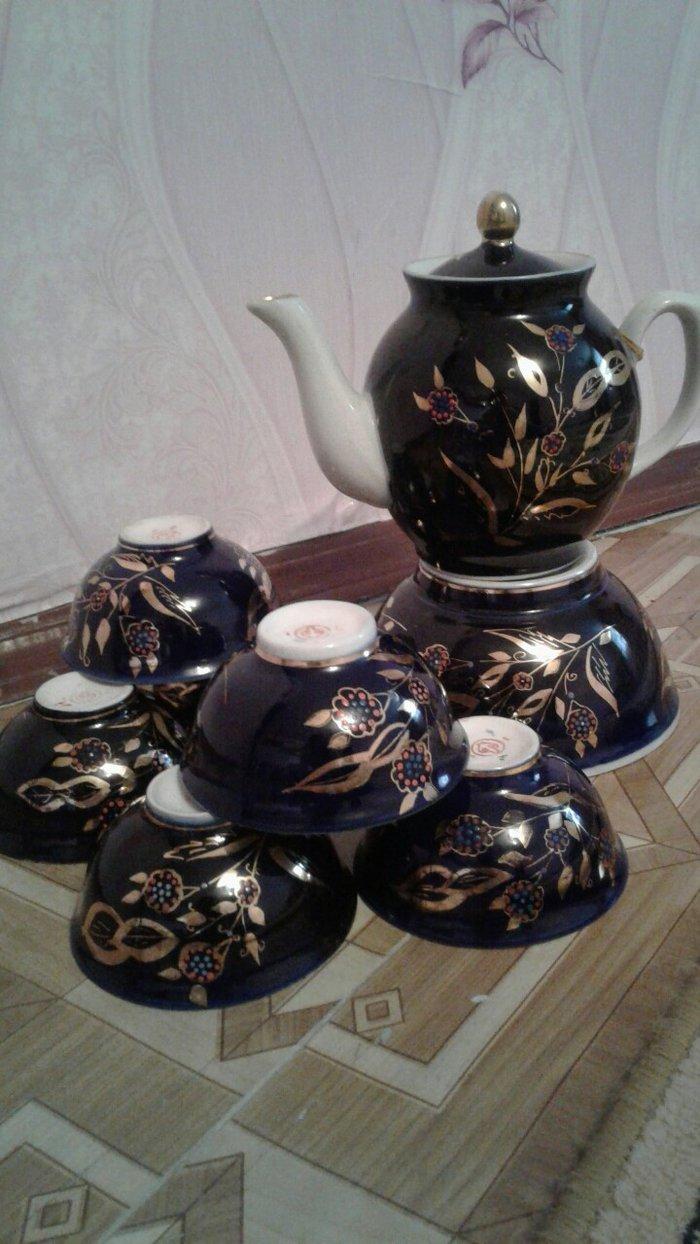 Посуды из фарфора аллюминия и стекло.. Photo 3