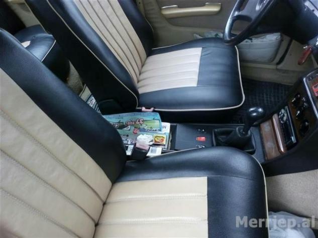 Mercedes-Benz 240 1983. Photo 4