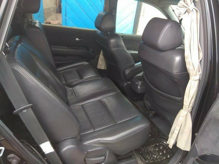 Honda Odyssey 2002. Photo 8