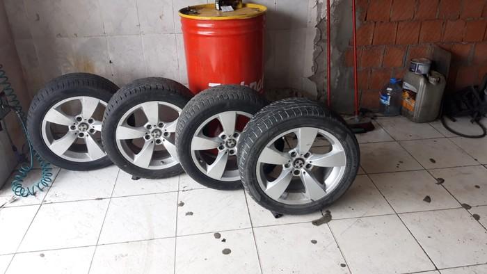 BMW Disk tekerleri. Photo 0