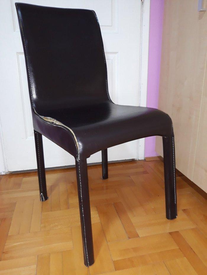 Ima 6 stolica, kupite i presvucite po želji - Nis
