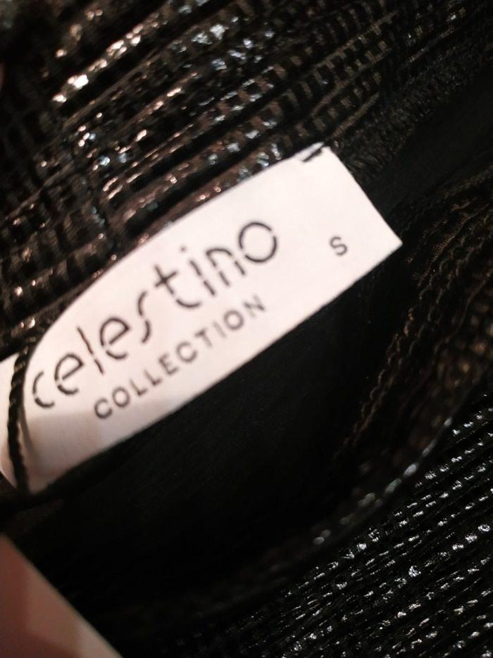 Φούστα celestino pencil μεταλιζε ολοκαίνουρια. Photo 3