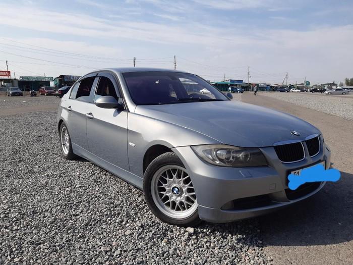 BMW 3 series 2005. Photo 0
