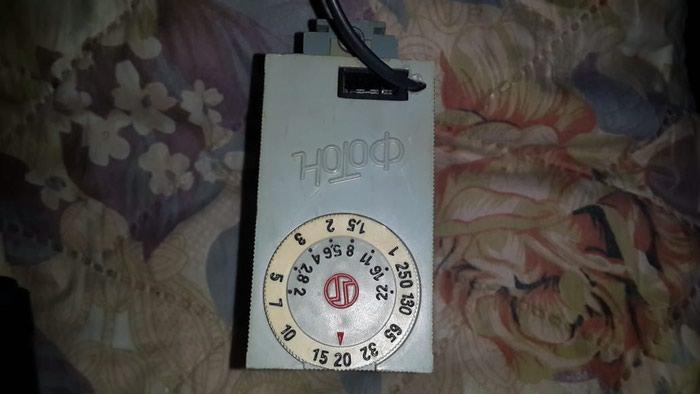 Fotoaparat Zenit s aksesuarami za vse 30 manat.rabotayet bez problem. Photo 2