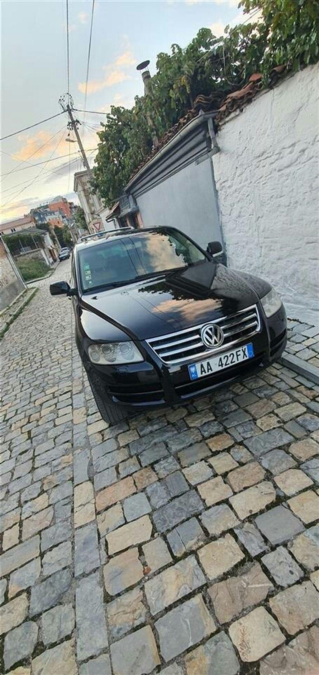Volkswagen Touareg 2.5 l. 2005 | 211000 km | η αγγελία δημοσιεύτηκε 18 Ιούλιος 2021 19:01:16: Volkswagen Touareg 2.5 l. 2005 | 211000 km