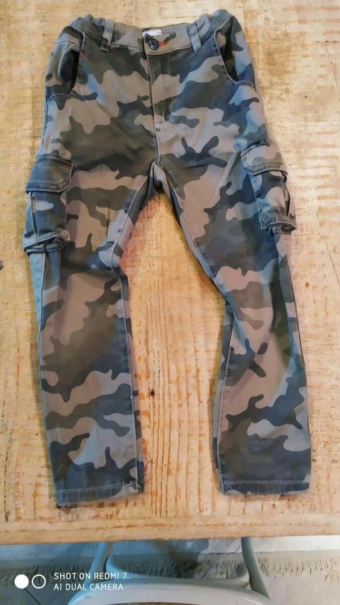 Zara παραλλαγης παντελονι με ρυθμιζ