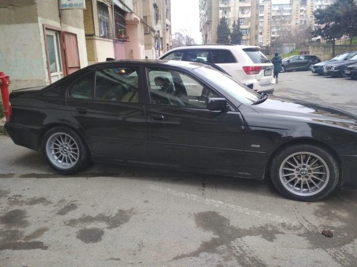 BMW 540 1998. Photo 1