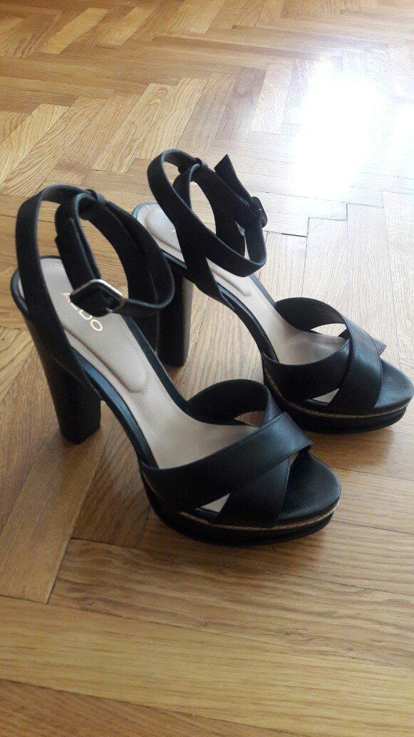 Nove, aldo kozne sandale br. 37 . Photo 7