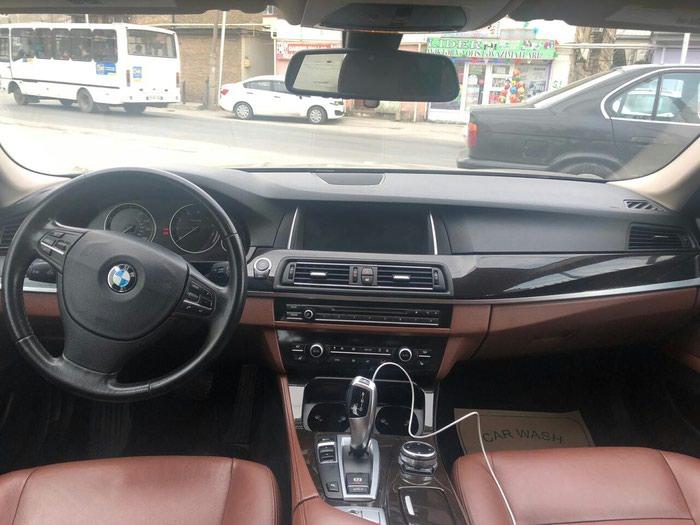 BMW 528 2013. Photo 4
