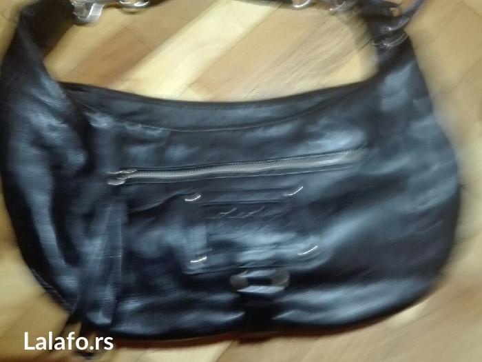 torba crna manja dobro ocuvana - Pancevo