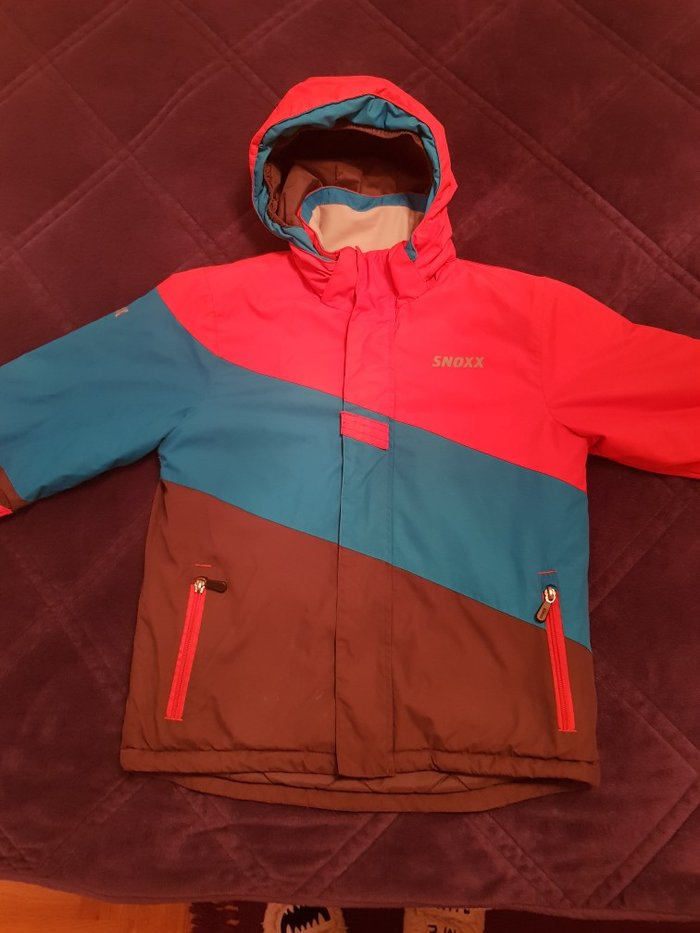 Snoxx dečija jakna za skijanje. Vodootporna. Veličina 140 br mob  - Subotica