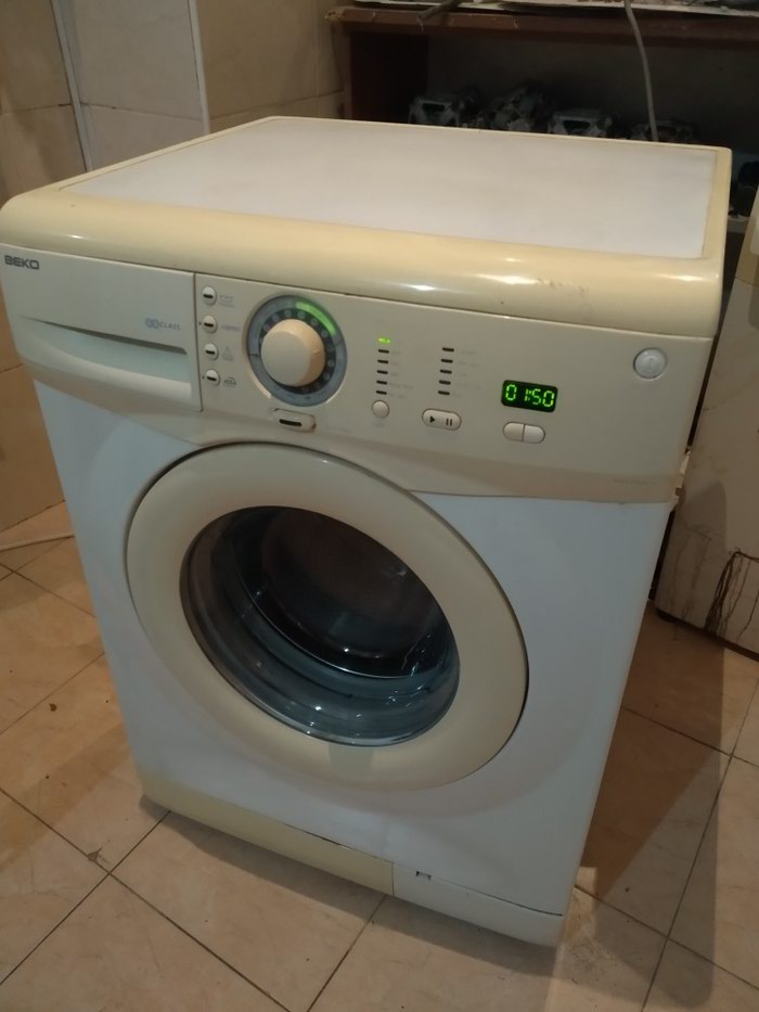 Washing Machine Beko 5 kg.. Photo 2