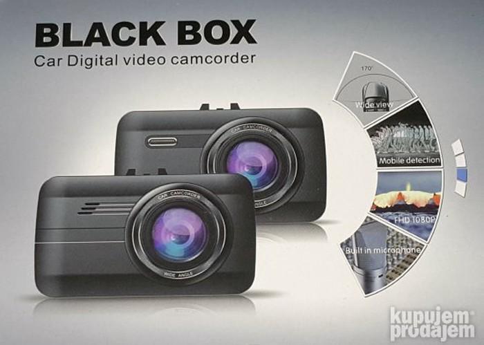 Black box auto kamera - Beograd