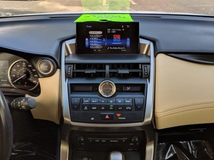 Lexus NX 2017. Photo 7