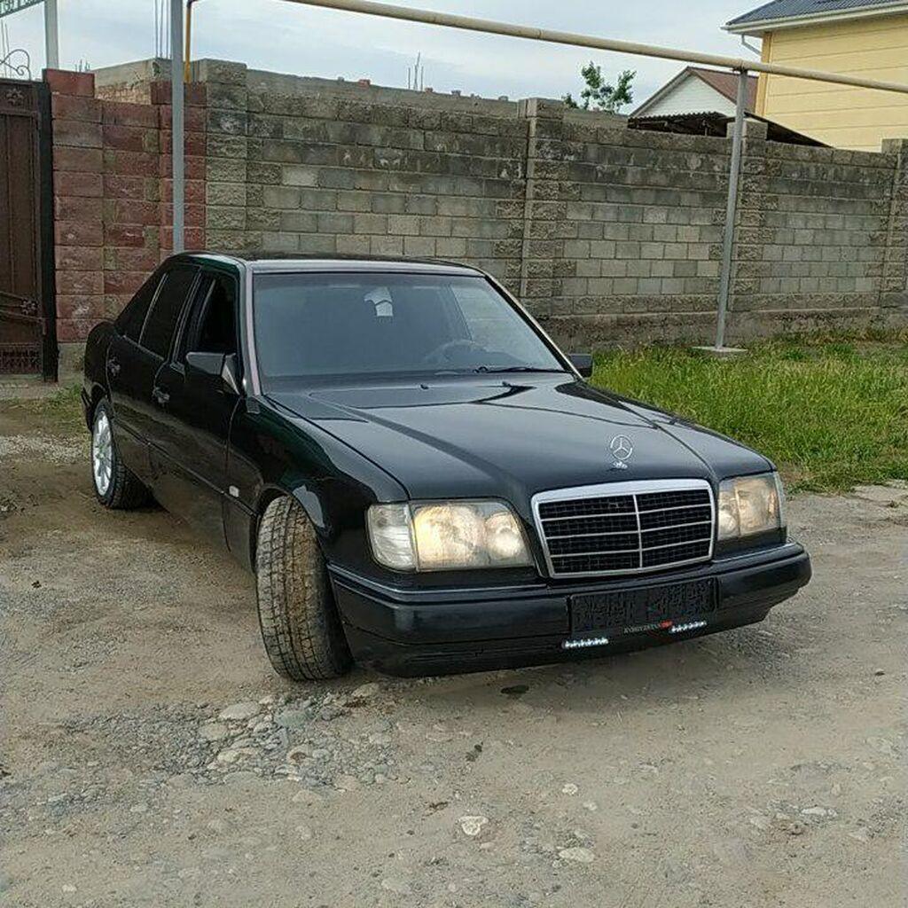 Mercedes-Benz W124 2.2 l. 1994 | 300000 km