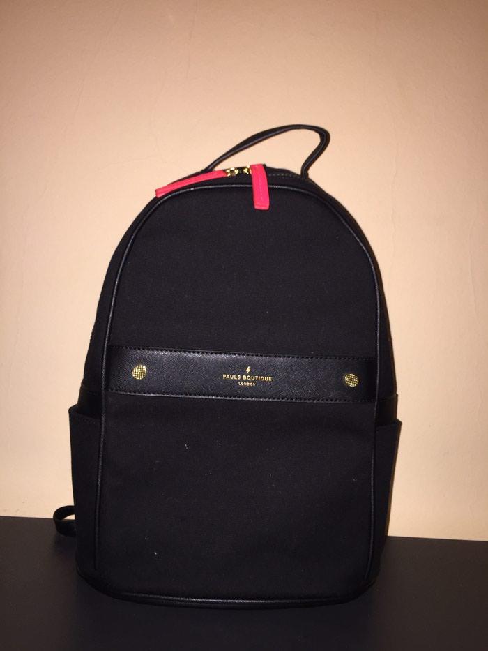 Γυνακειο back pack pauls boutique. Photo 0