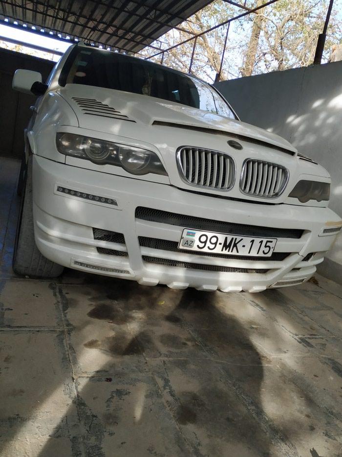BMW X5 2002. Photo 0