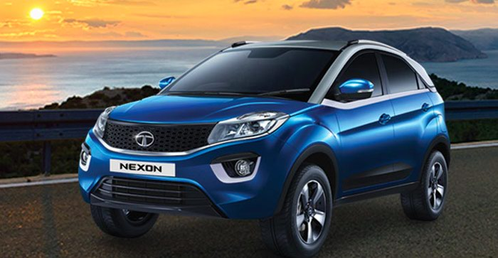 The all-new SUV car; Tata Nexon is offered at the best price in Nepal. in Kathmandu