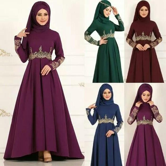 Мусульманская платья. Photo 0