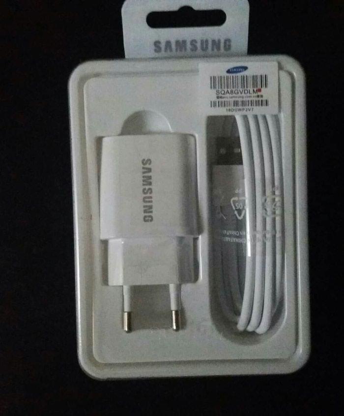 Φορτιστής fast charging Samsung. Photo 0