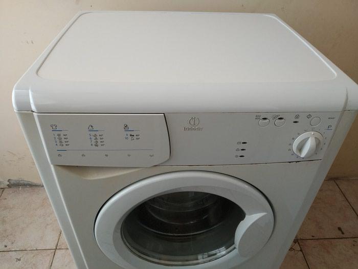 Vertical Avtomatik Washing Machine Indesit 6 kg.. Photo 1