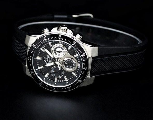 продаю часы Casio EF 552 состояние, цена  6700 KGS в категории ... bce40d2a961