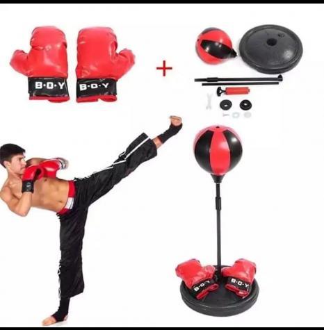 Тренажёр для бокса