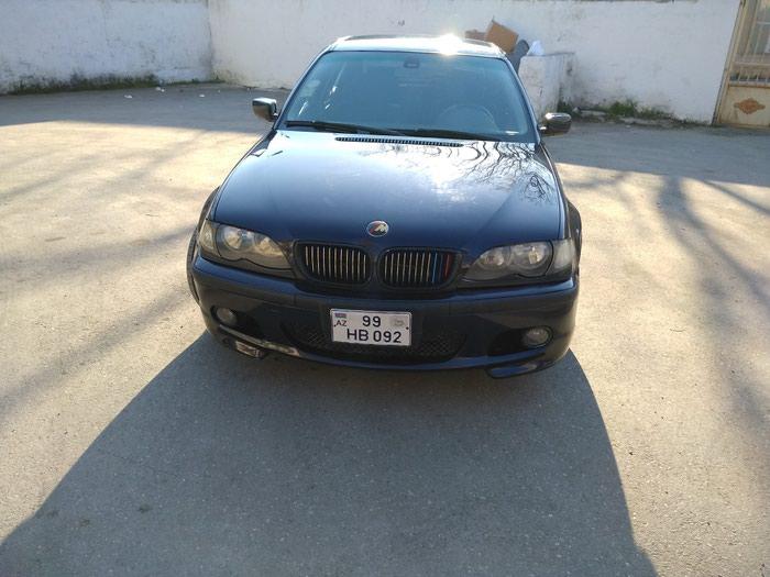 BMW 320 2002. Photo 4
