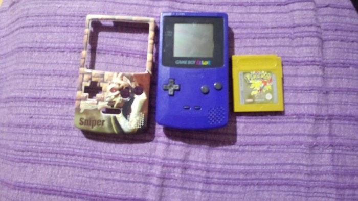 Game boy. Photo 0