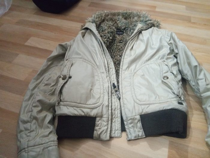 Prelepa dečija jaknica,ko nova.... Photo 1
