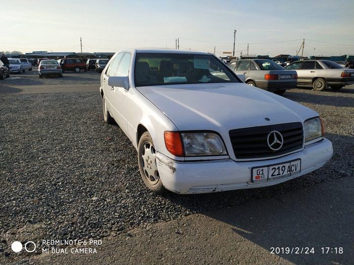 Mercedes-Benz 600-Series 1994 в Кок-Ой