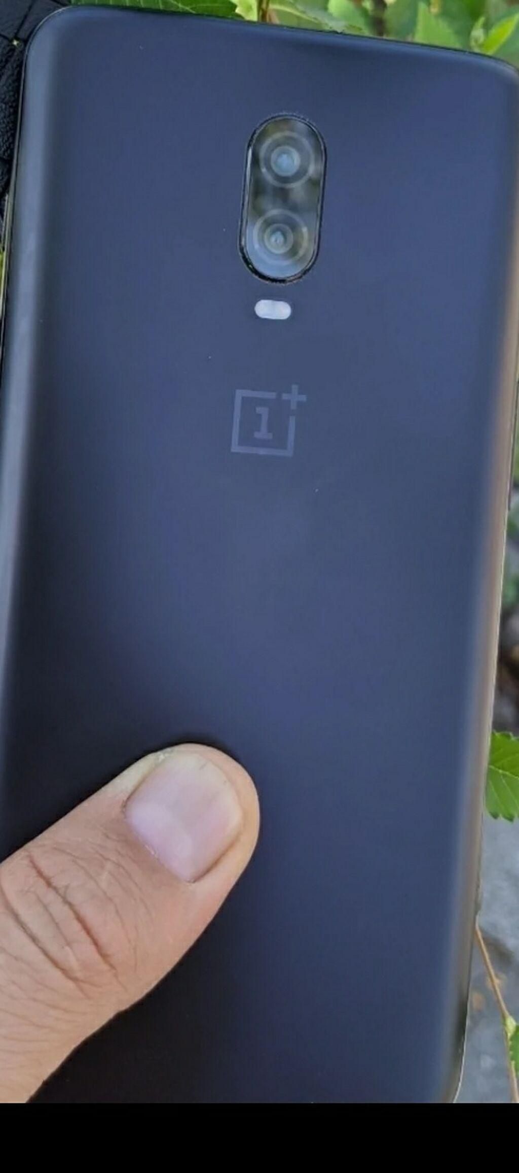 OnePlus 6t 8-256 Гб топовый тянет всё игры максимальную графику по цене: 19000 KGS: OnePlus 6t 8-256 Гб топовый тянет всё игры максимальную графику